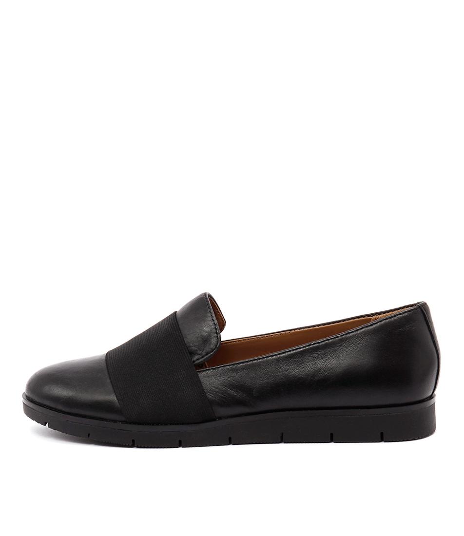 Naturalizer Izabel Black Shoes