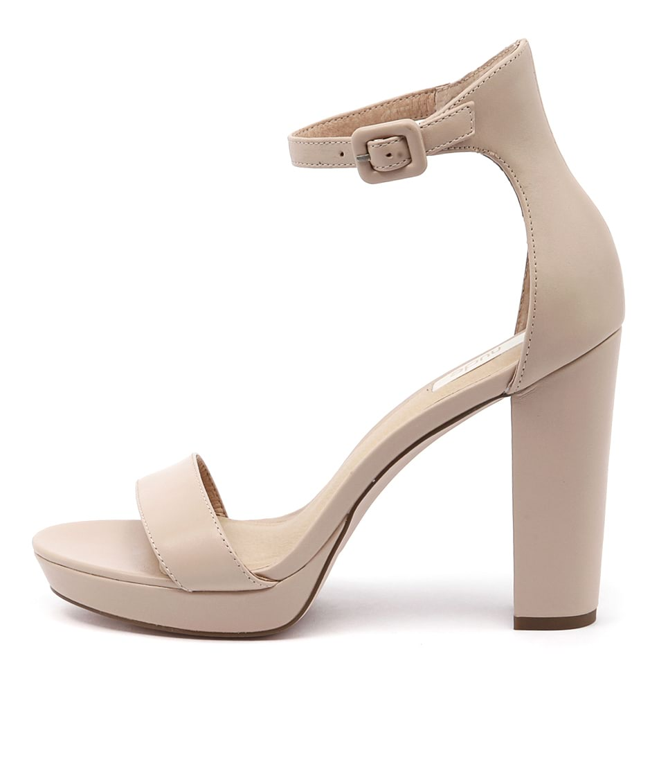 Nude Flamenco Nude Heeled Sandals