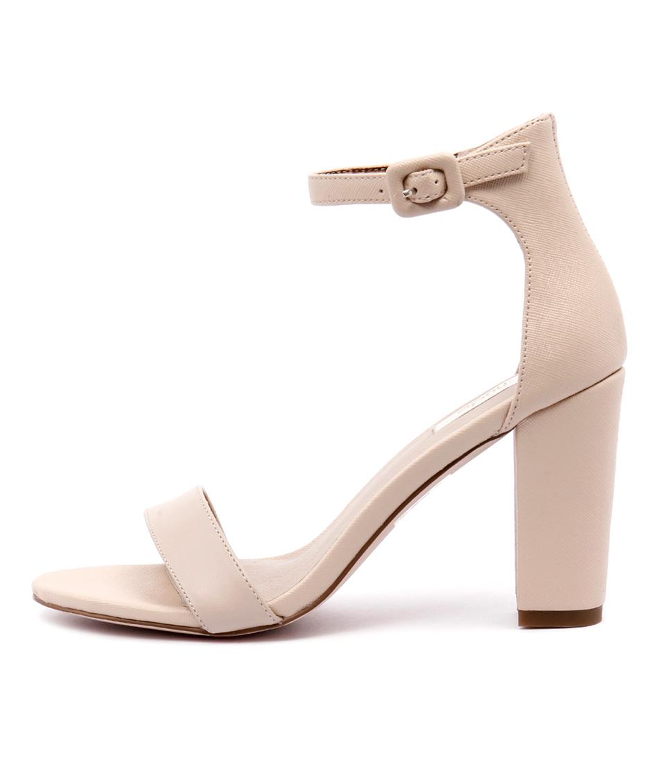 Nude Dakota Nu Nude Dress Heeled Sandals