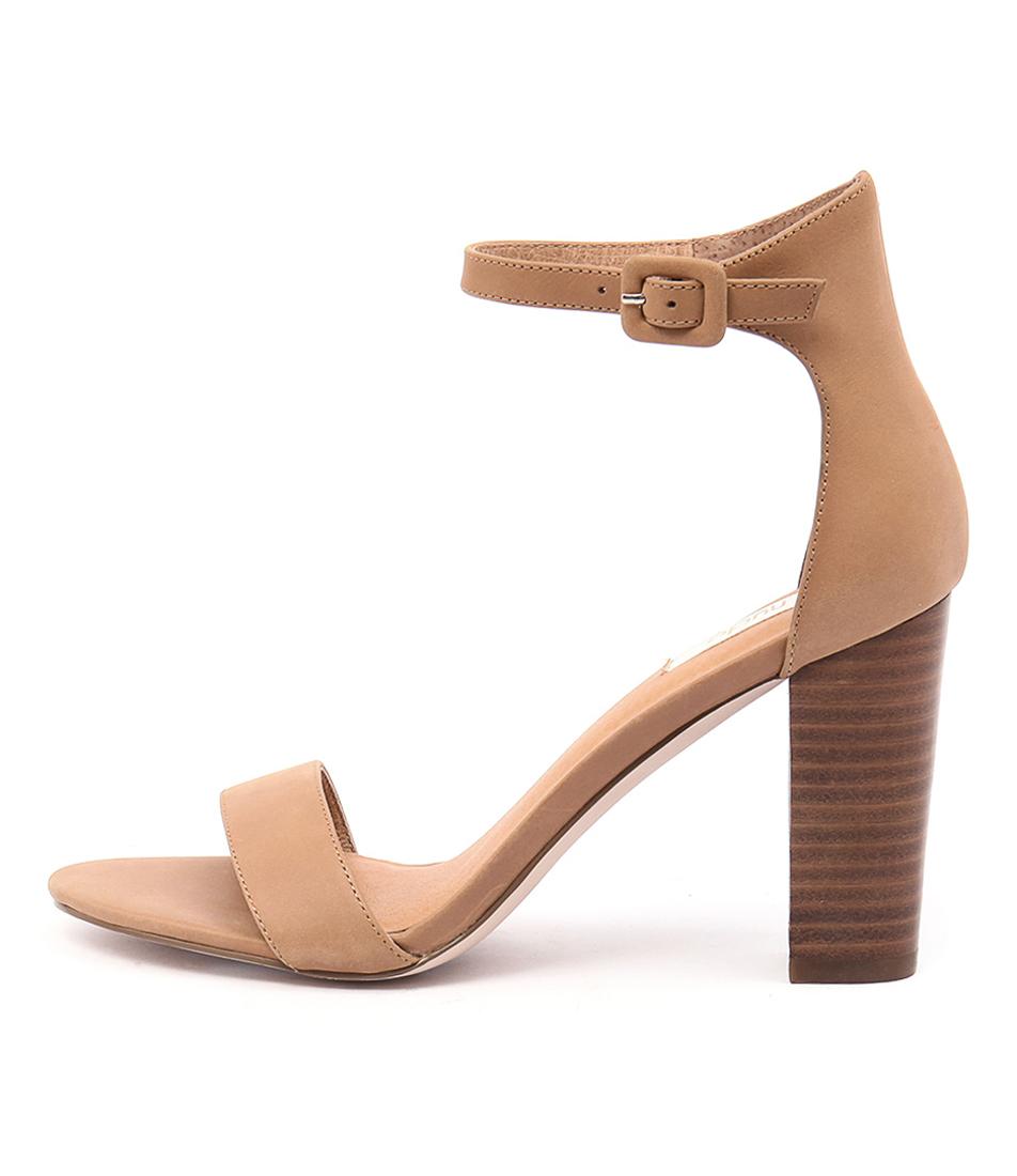 Nude Dakota Nu Light Tan Dress Heeled Sandals
