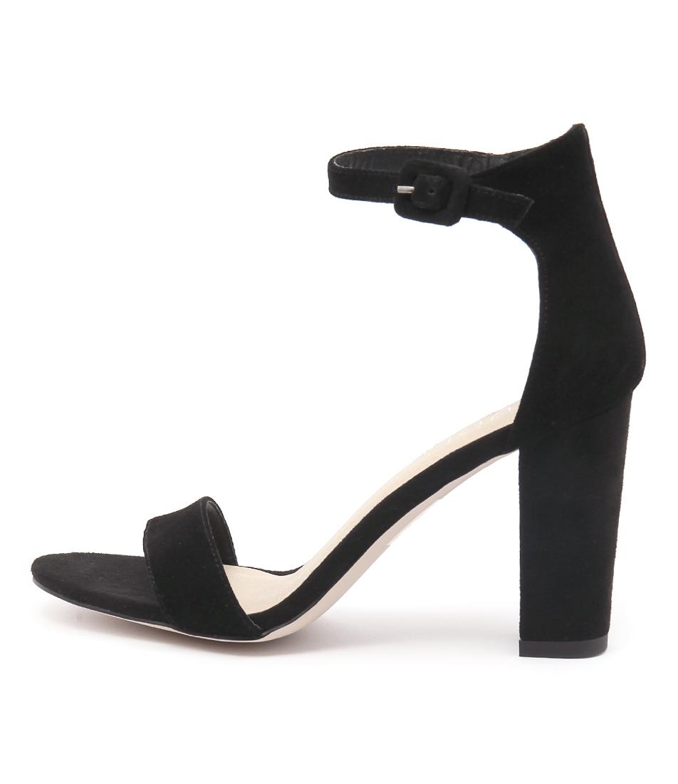 New Nude Dakota Dakota Dakota Nu Black Womens shoes Dress Sandals Heeled 948c44