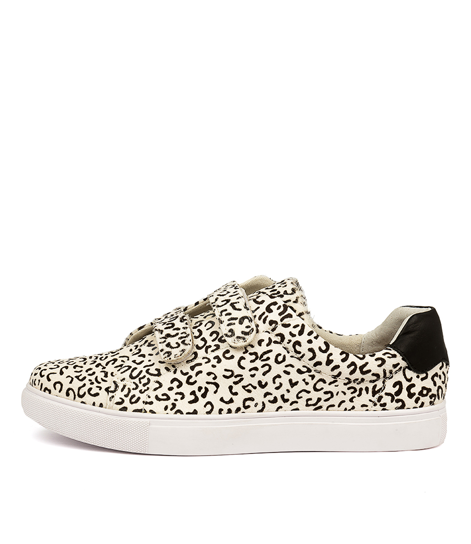 Buy Nude Jamie Nu Mini Leopard Sneakers online with free shipping