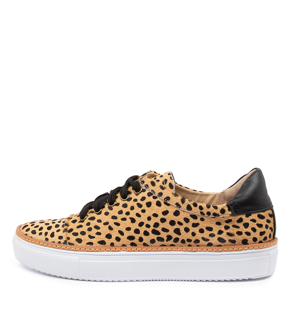 Buy Nude Noah Nu Tan Spot Sneakers online with free shipping
