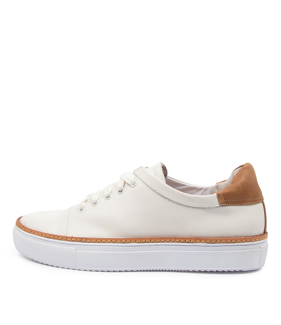 Buy Nude Noah Nu White Sneakers online with free shipping