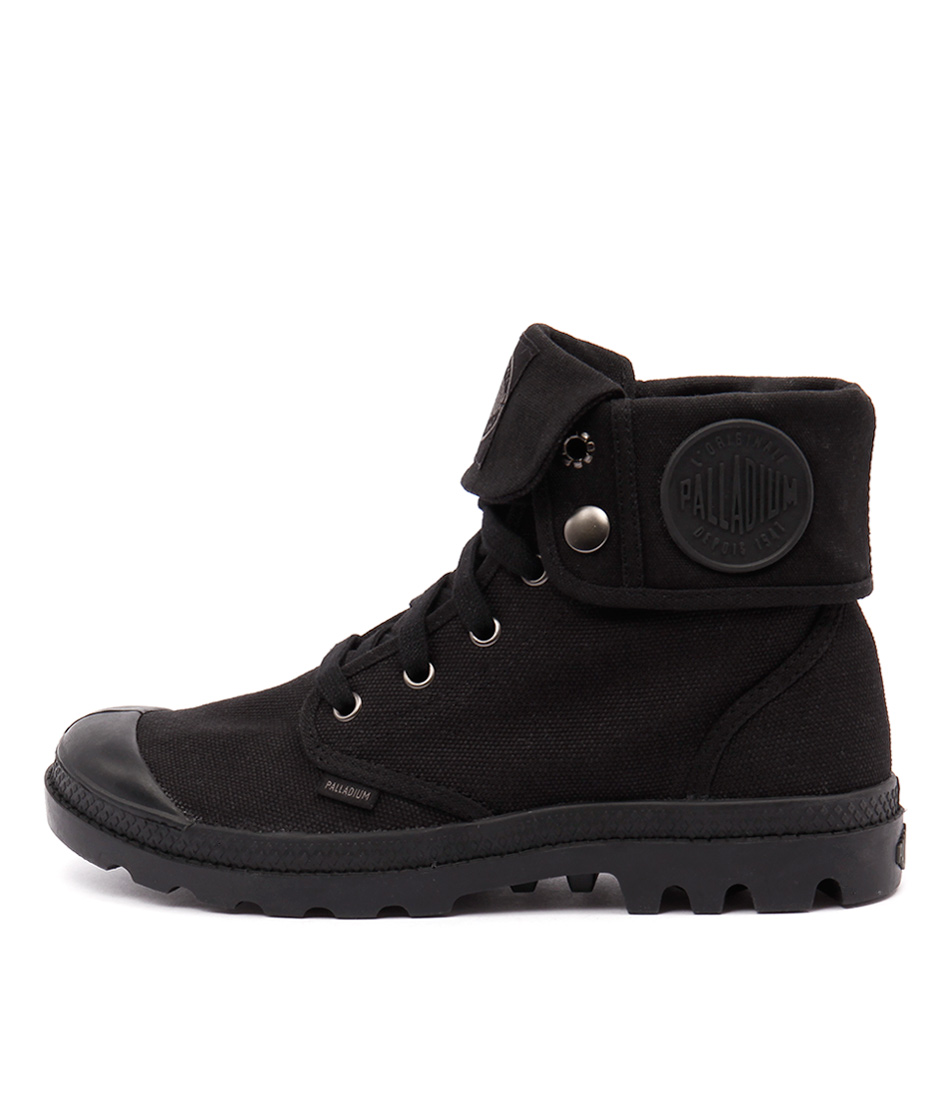 Palladium Baggy W Black Ankle Boots