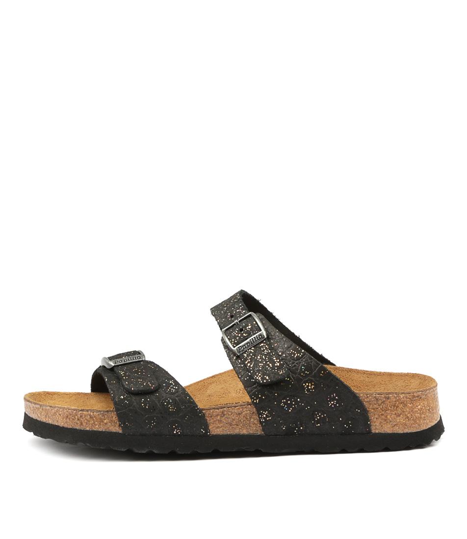 Papillio By Birkenstock Sydney Grace Black Sandals
