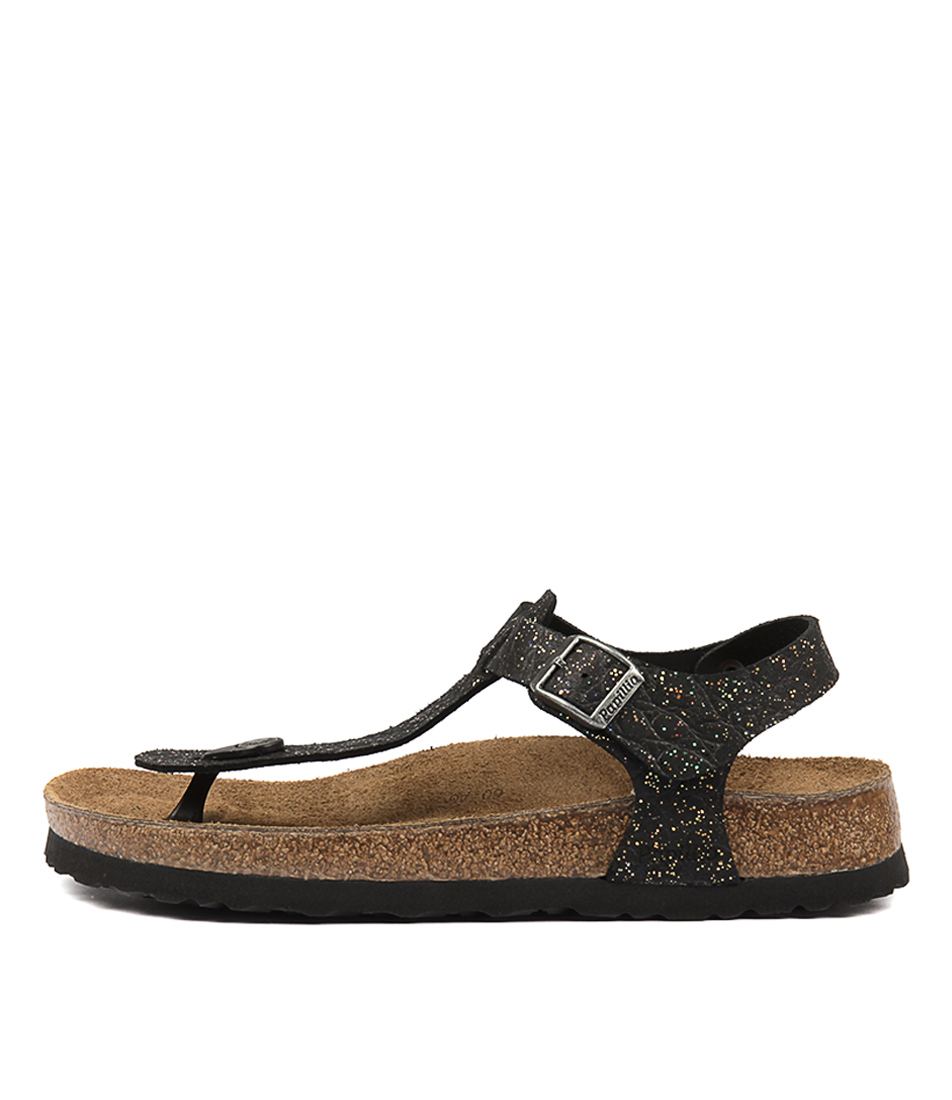 Papillio By Birkenstock Kairo Nl Grace Black Sandals
