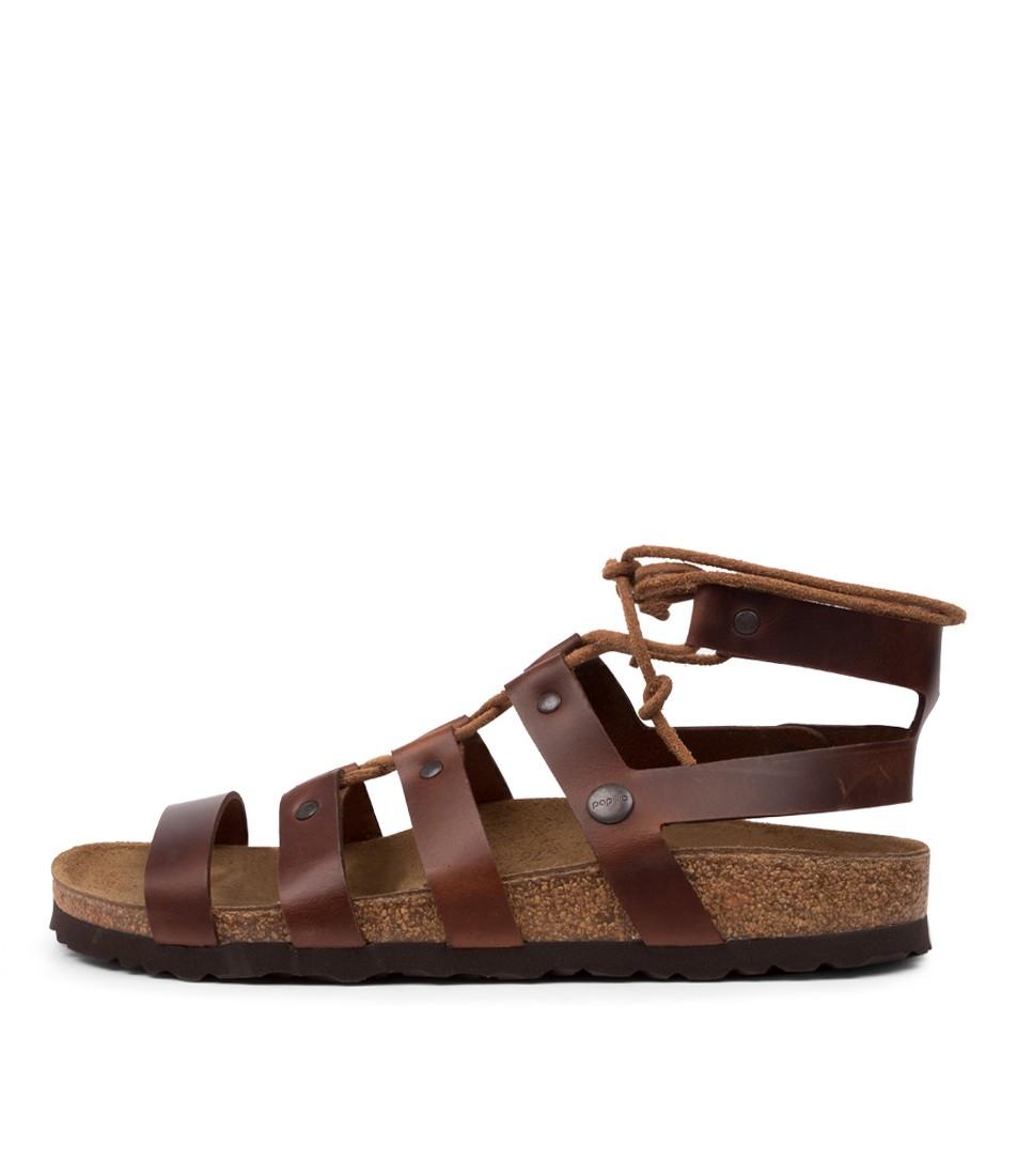 Buy Papillio By Birkenstock Cleo Pb Cognac Sandals online with free shipping