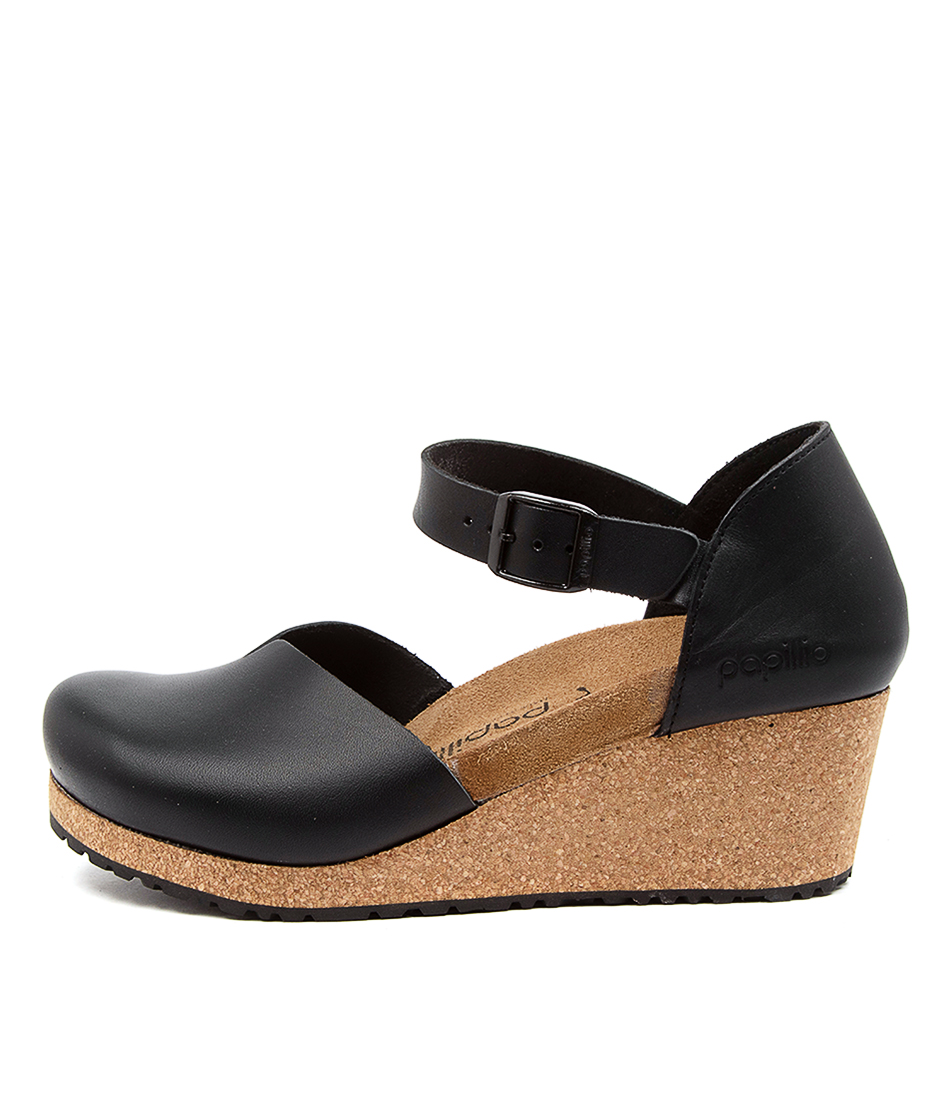 Buy Papillio By Birkenstock Mary Pb Black High Heels online with free shipping