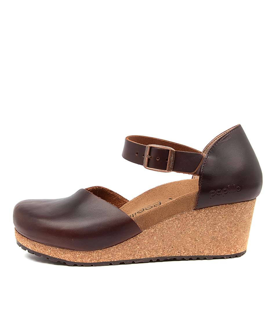 Buy Papillio By Birkenstock Mary Pb Cognac High Heels online with free shipping