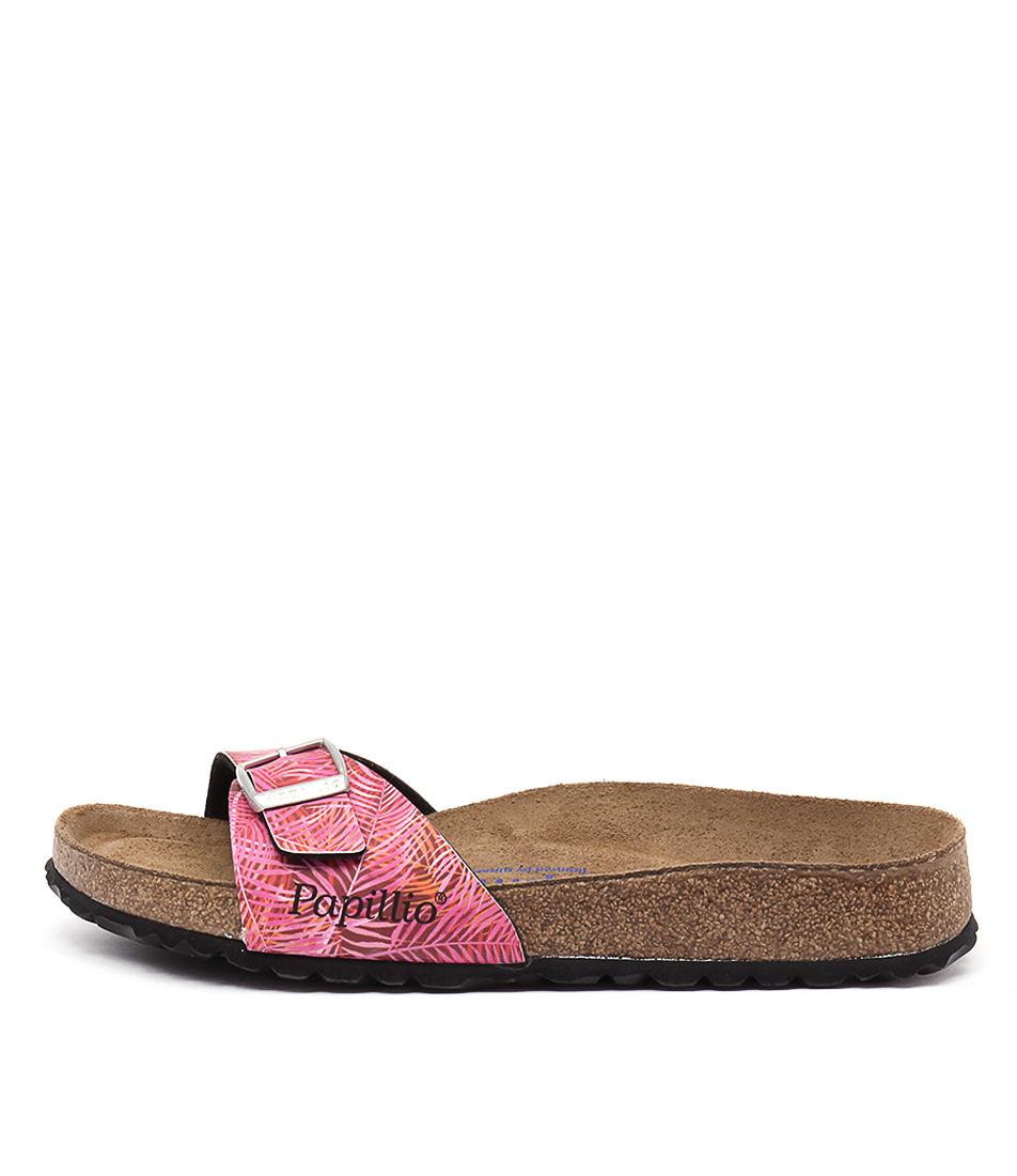 Papillio By Birkenstock Madrid Pb Tropical Pink Casual Flat Sandals