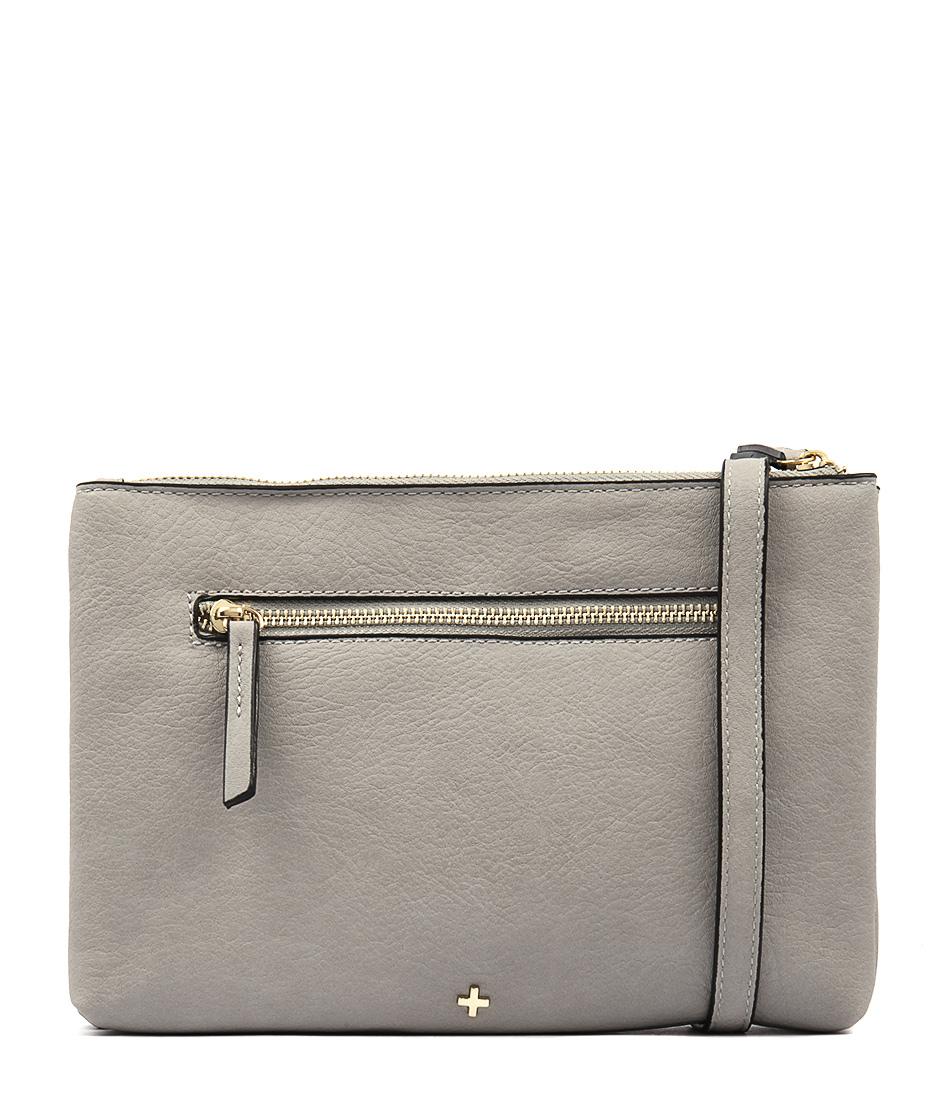 Peta & Jain Jax Grey Bags