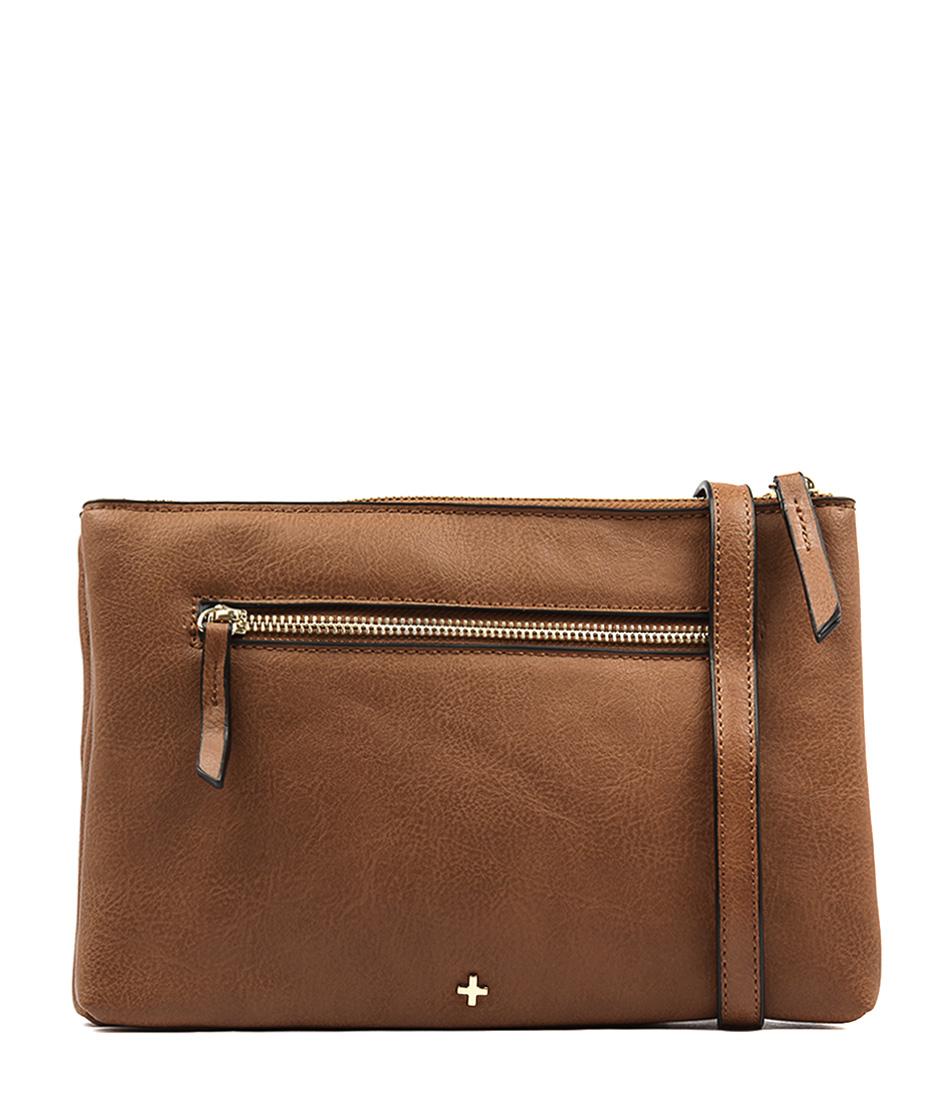 Peta & Jain Jax Tan Bags