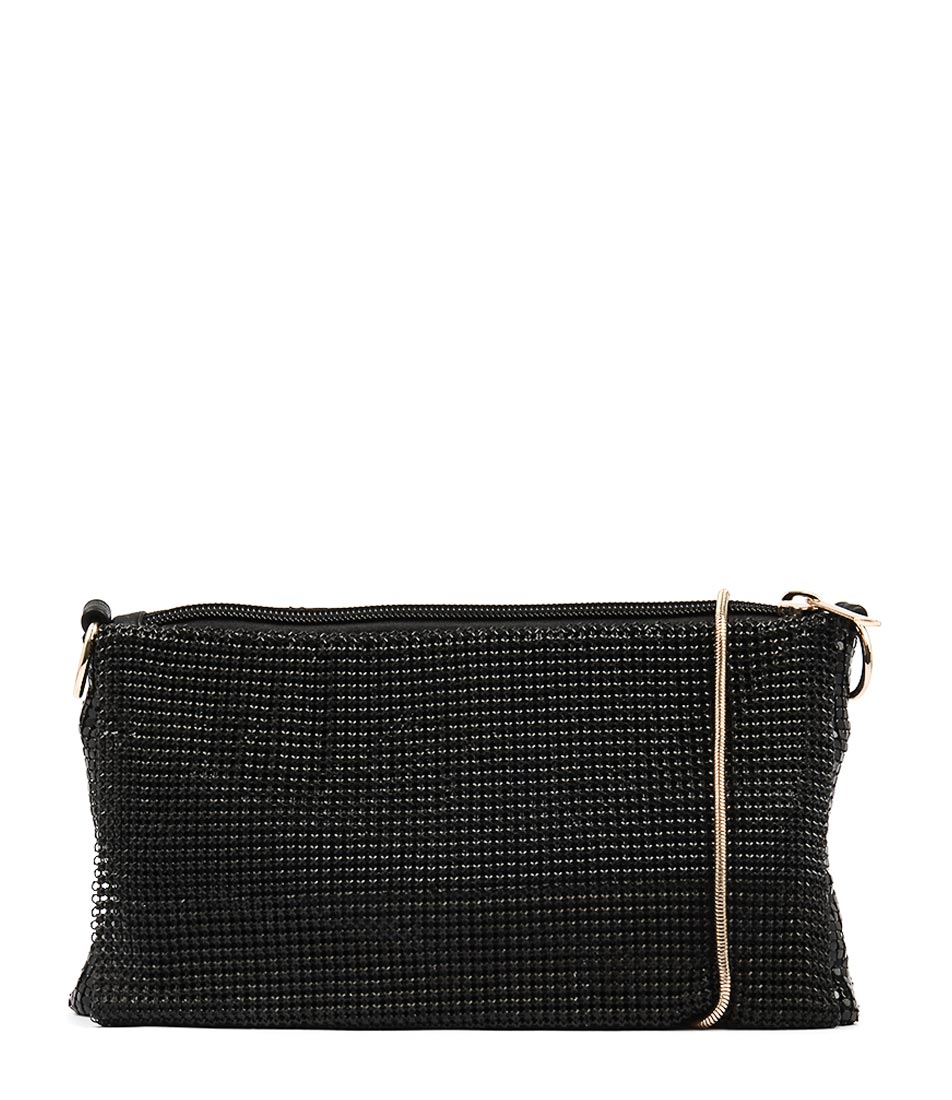Peta & Jain Brodie Black Cross Body Bags
