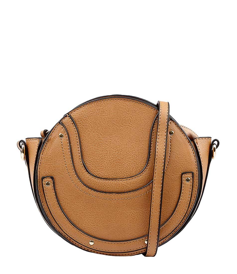 Peta & Jain Olivia Pj Caramel Bags Womens Shoes Casual Cross Body Bags