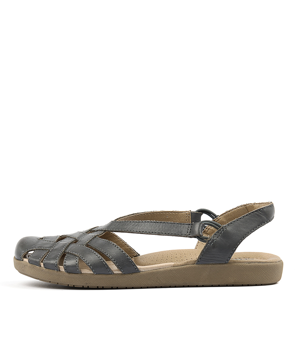 Buy Planet Bird Pl Blue Flat Sandals online with free shipping