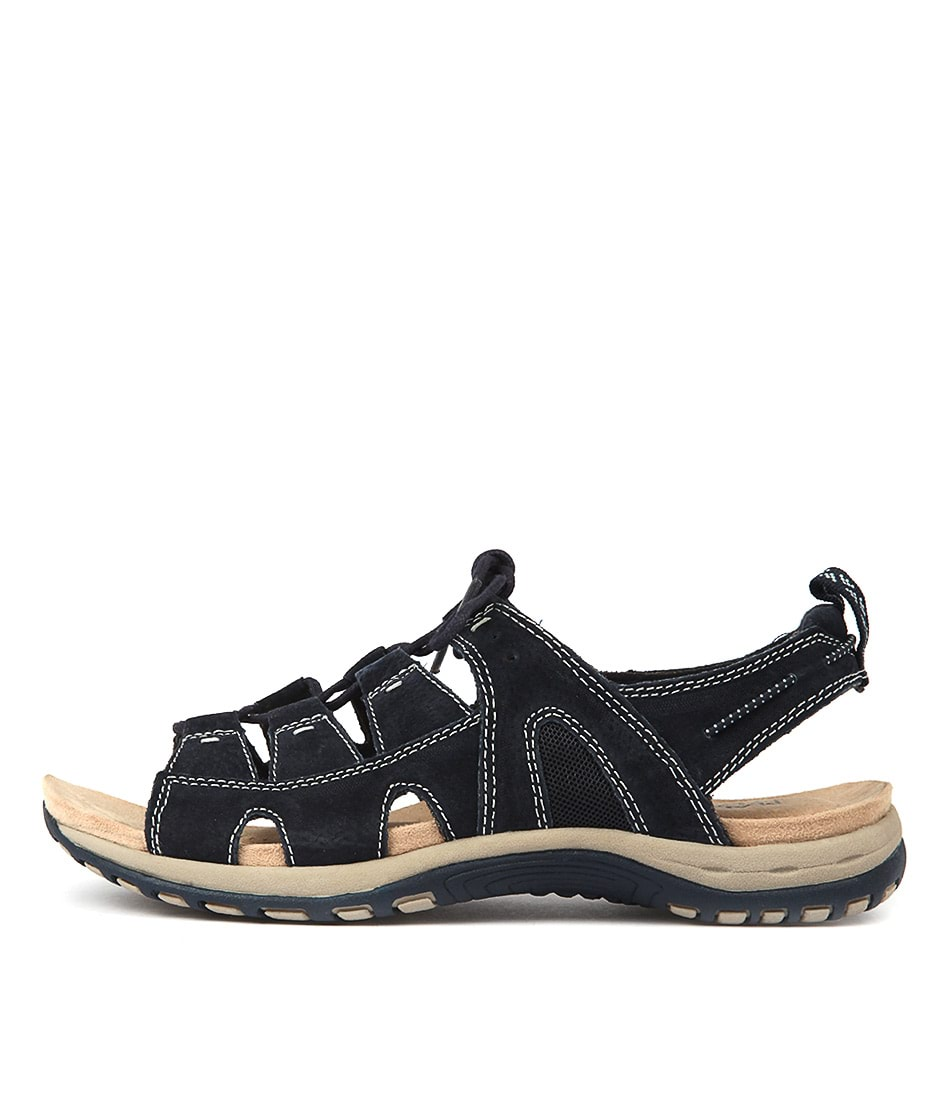 buy Planet Jacinta Pl Navy Blue Sandals shop Planet Sandals online