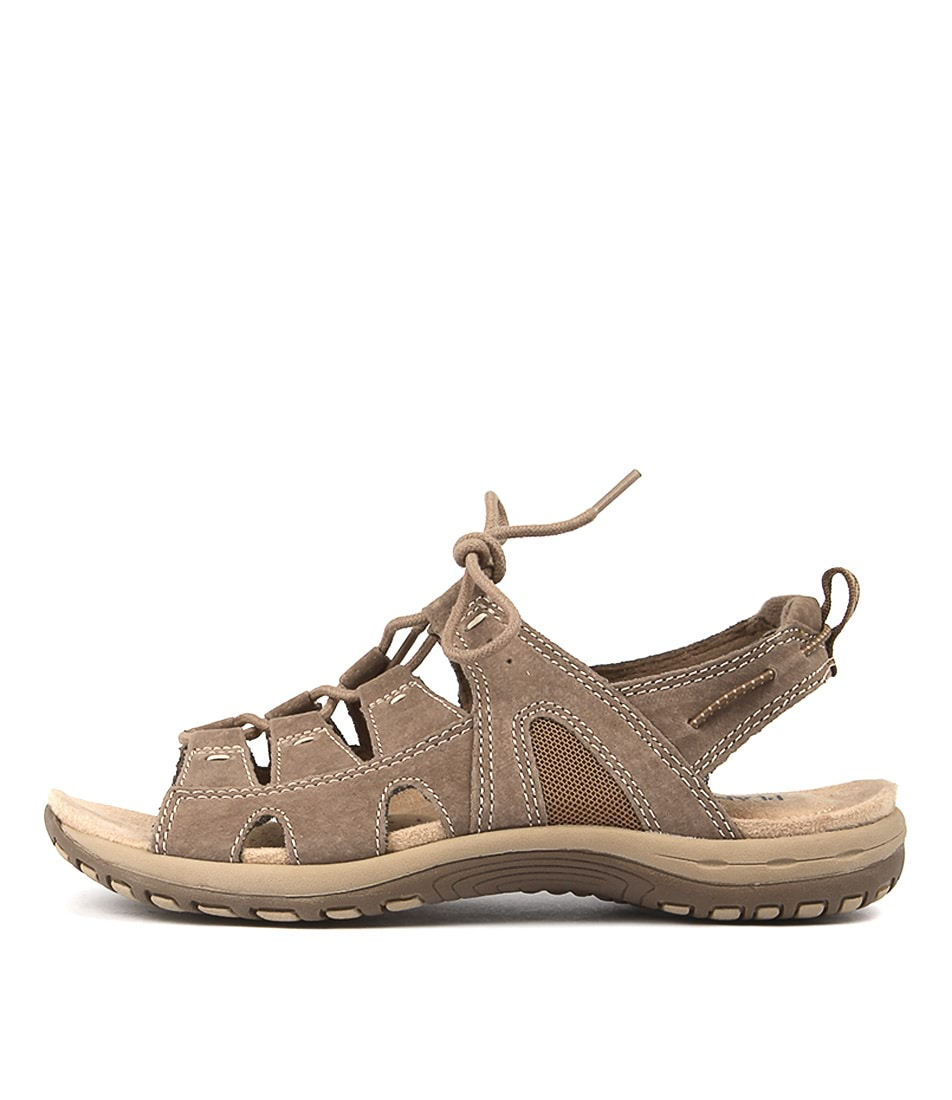 Planet Jacinta Pl Sedona Brown Sandals