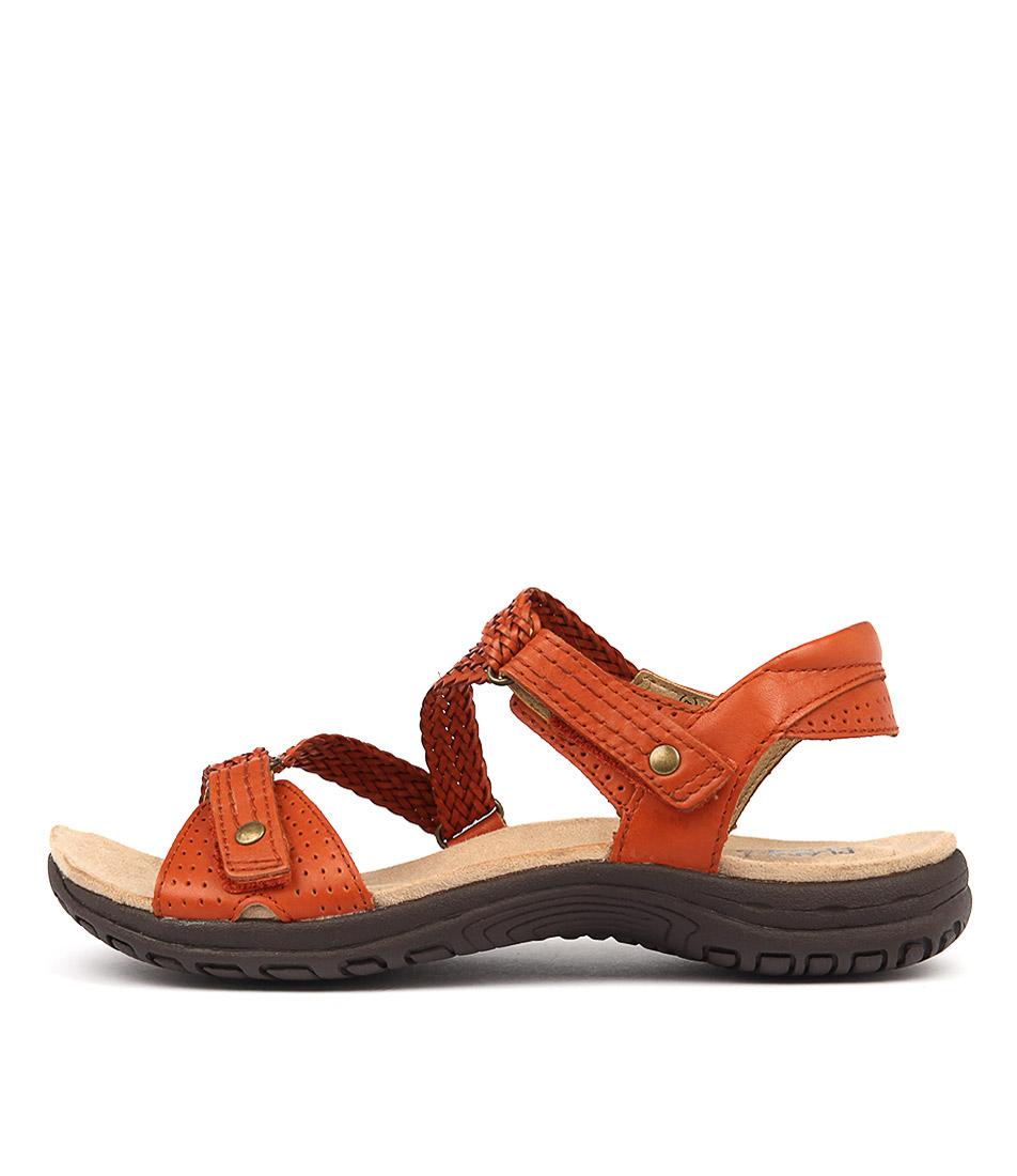Planet Jacki Apricot Sandals