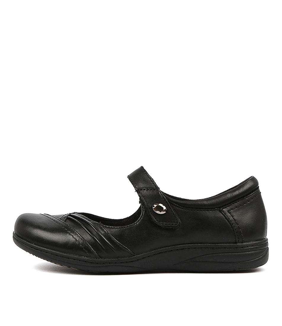 Buy Planet Jamie Black Flats online with free shipping