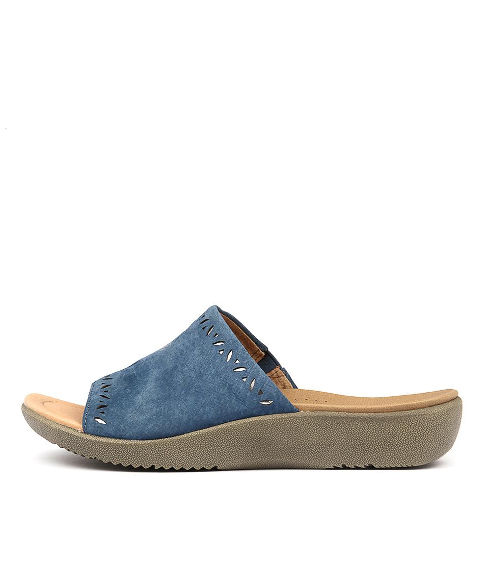 Photo of Planet Jazz Cobalt Blue Sandals womens shoes