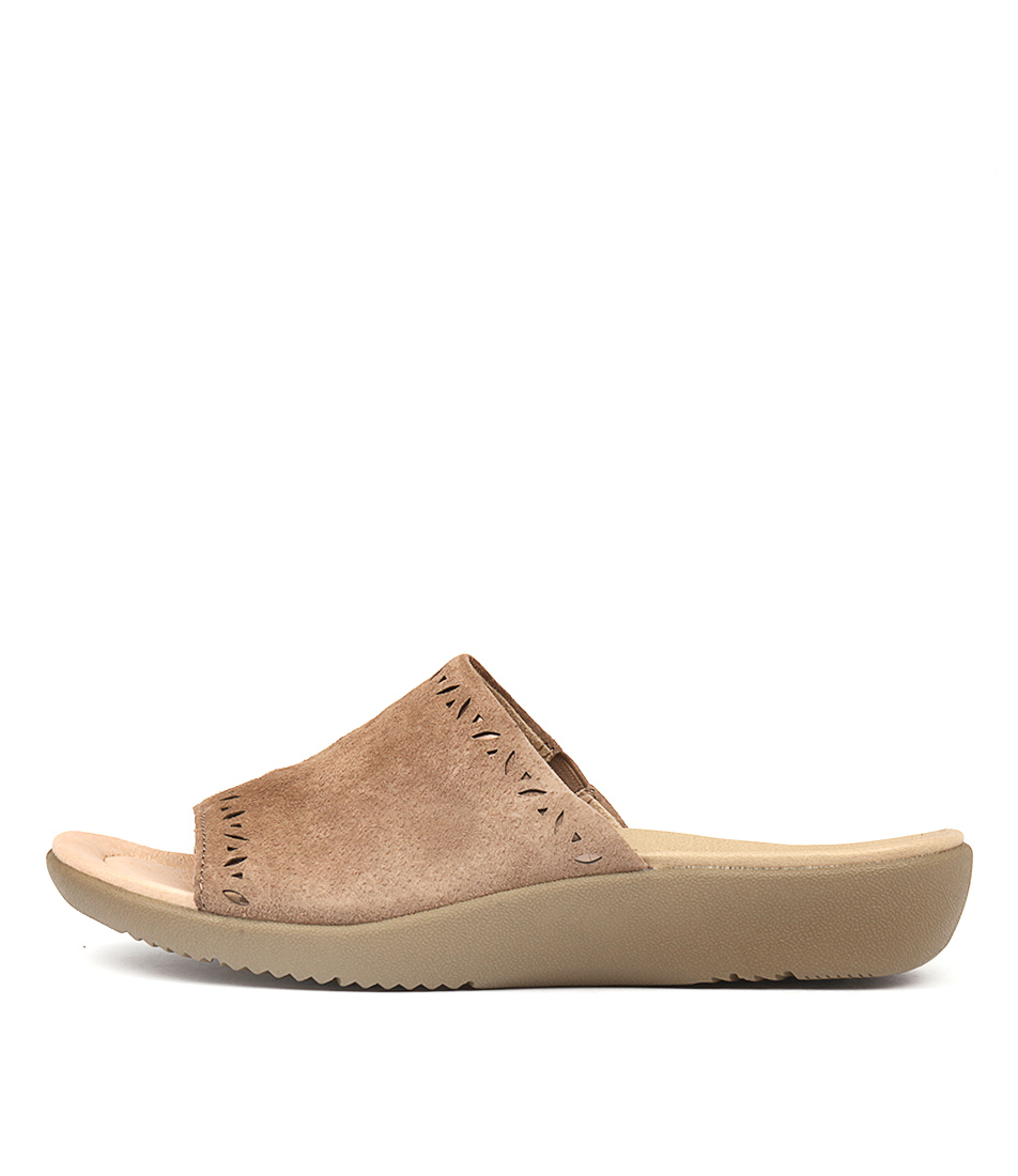 Planet Jazz Molasses Casual Flat Sandals