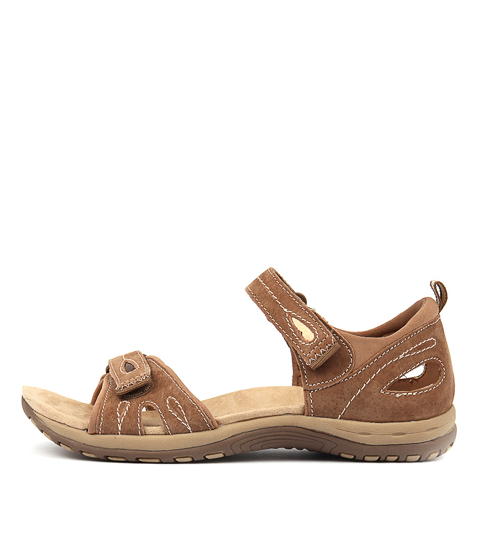 Planet Jermaine Molasses Casual Flat Sandals