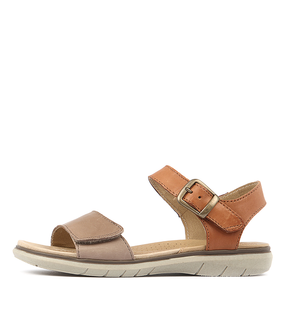 Planet Lou TaupeFlat Sandals