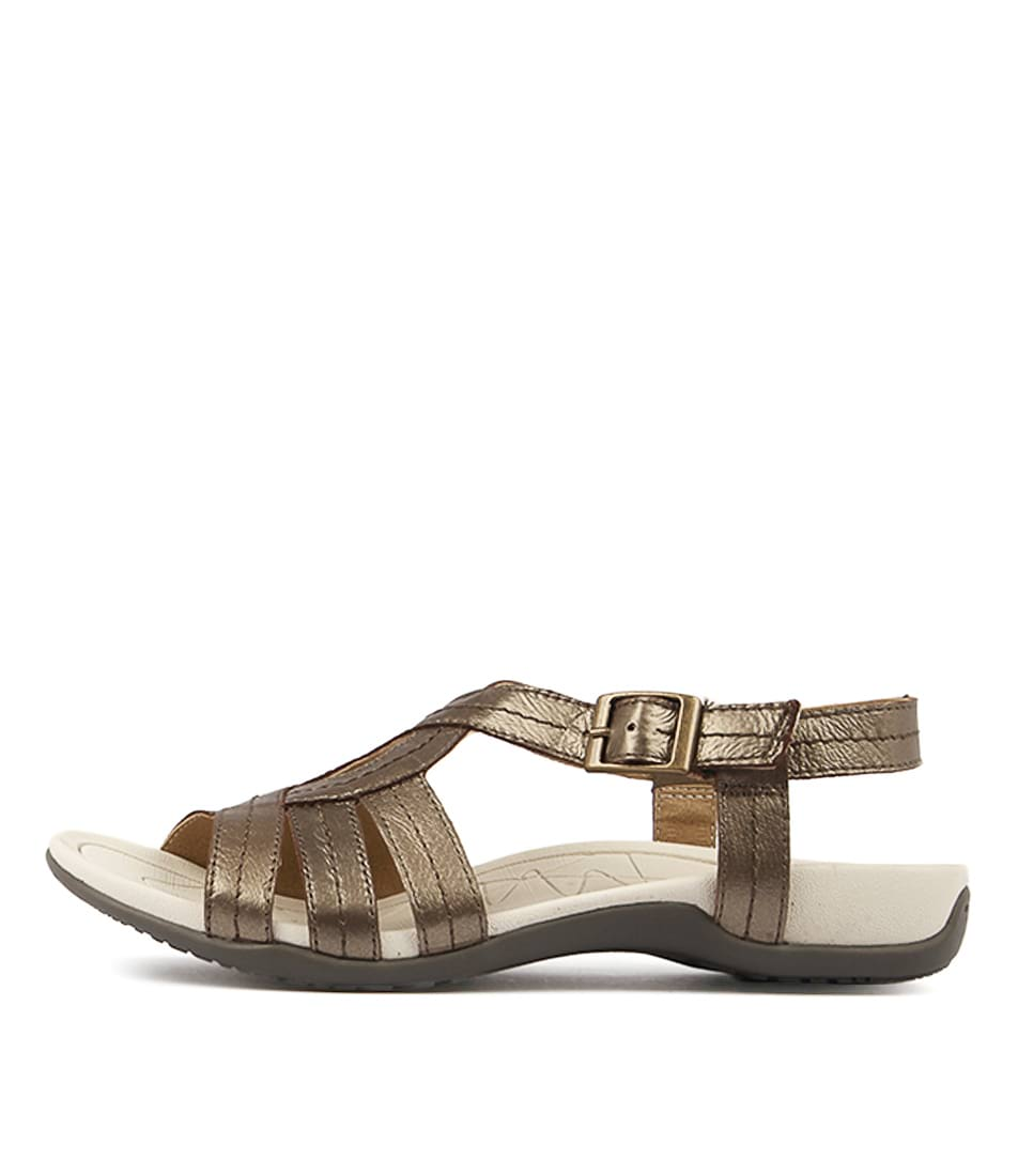 Planet Sail Pl Platinum Sandals