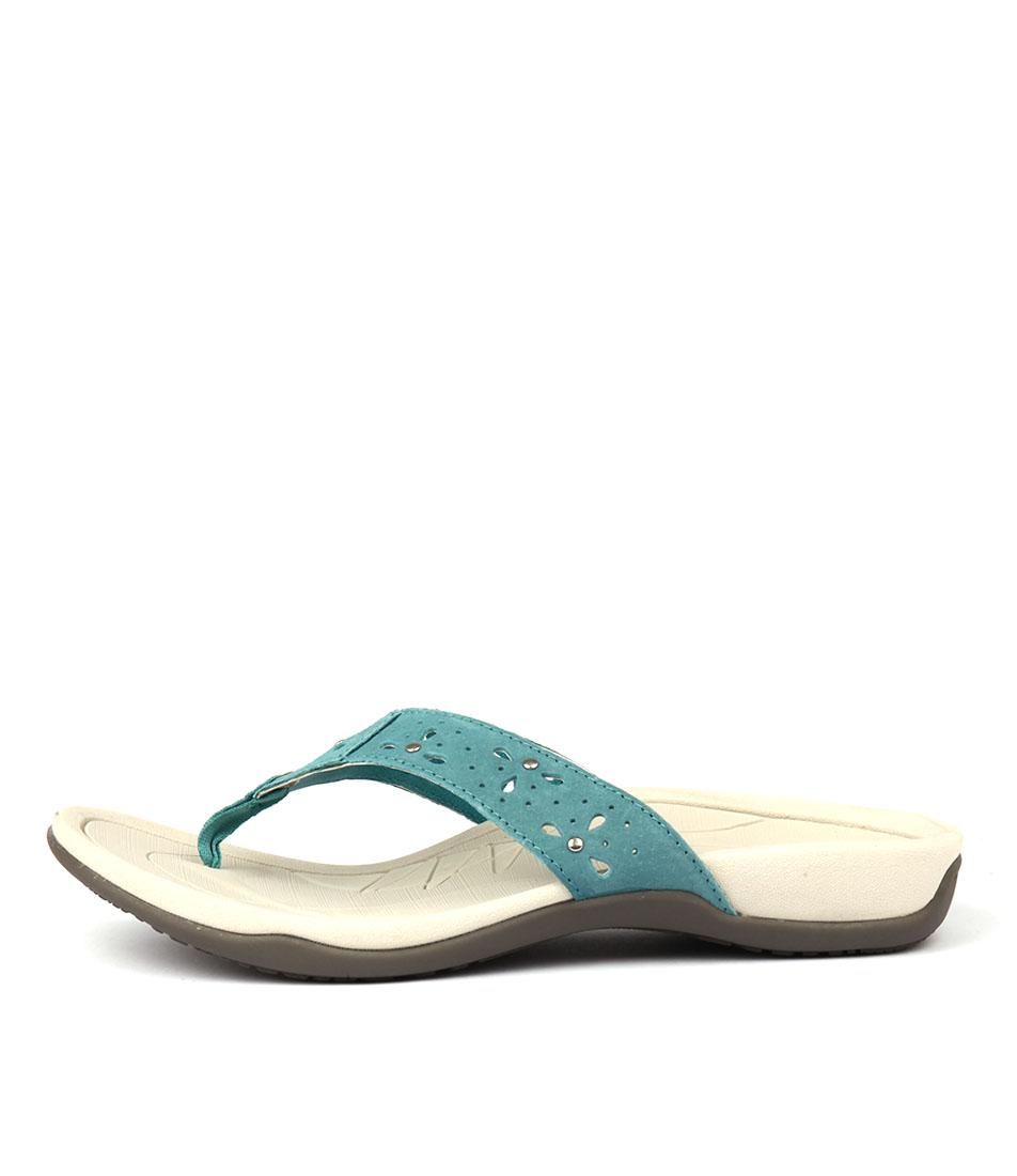 Planet Sun Aqua Sandals