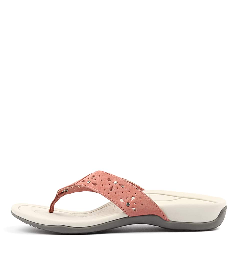 Planet Sun Coral Casual Flat Sandals