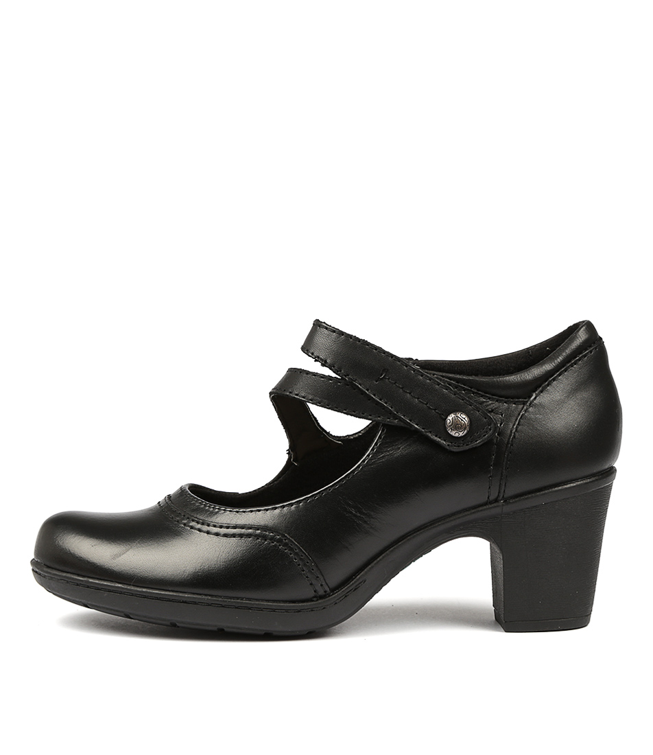 Buy Planet Base Black High Heels online with free shipping
