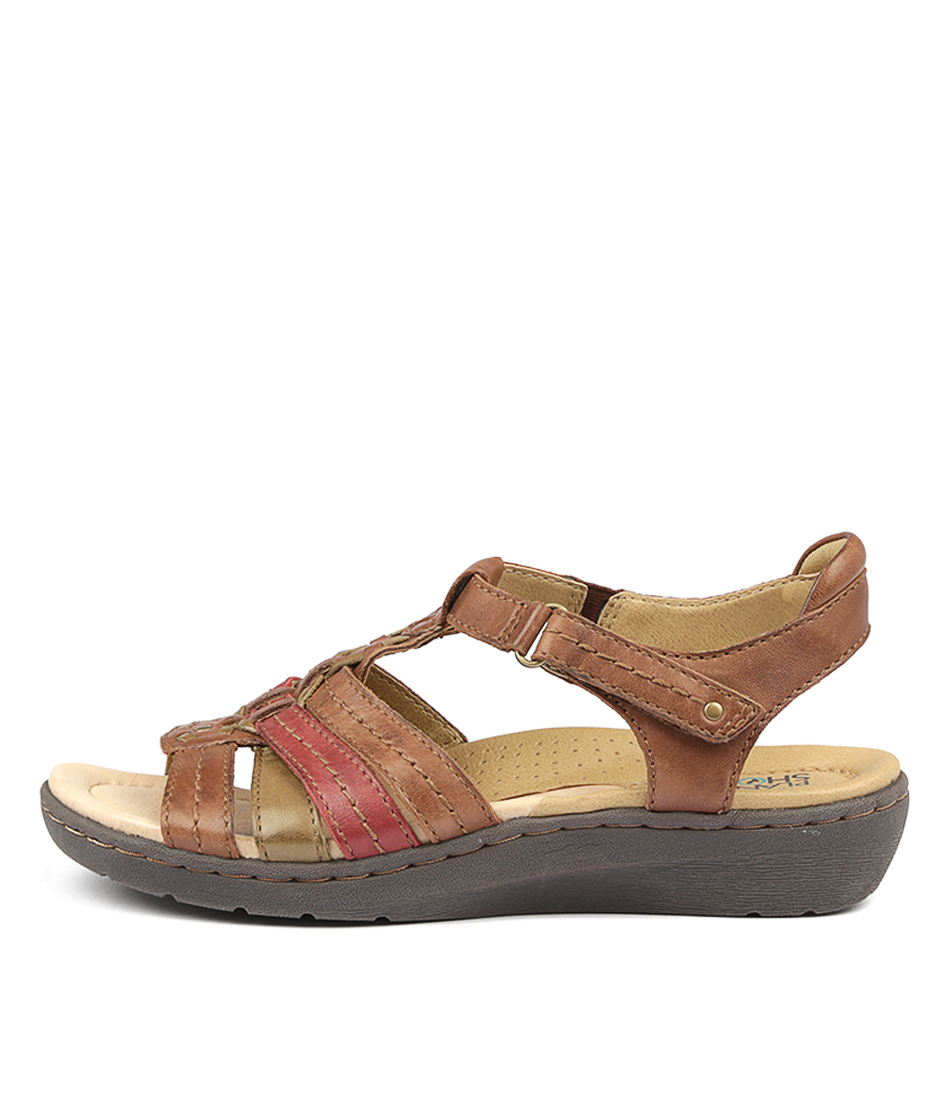 Buy Planet Syrup Brown Sandals online with free shipping