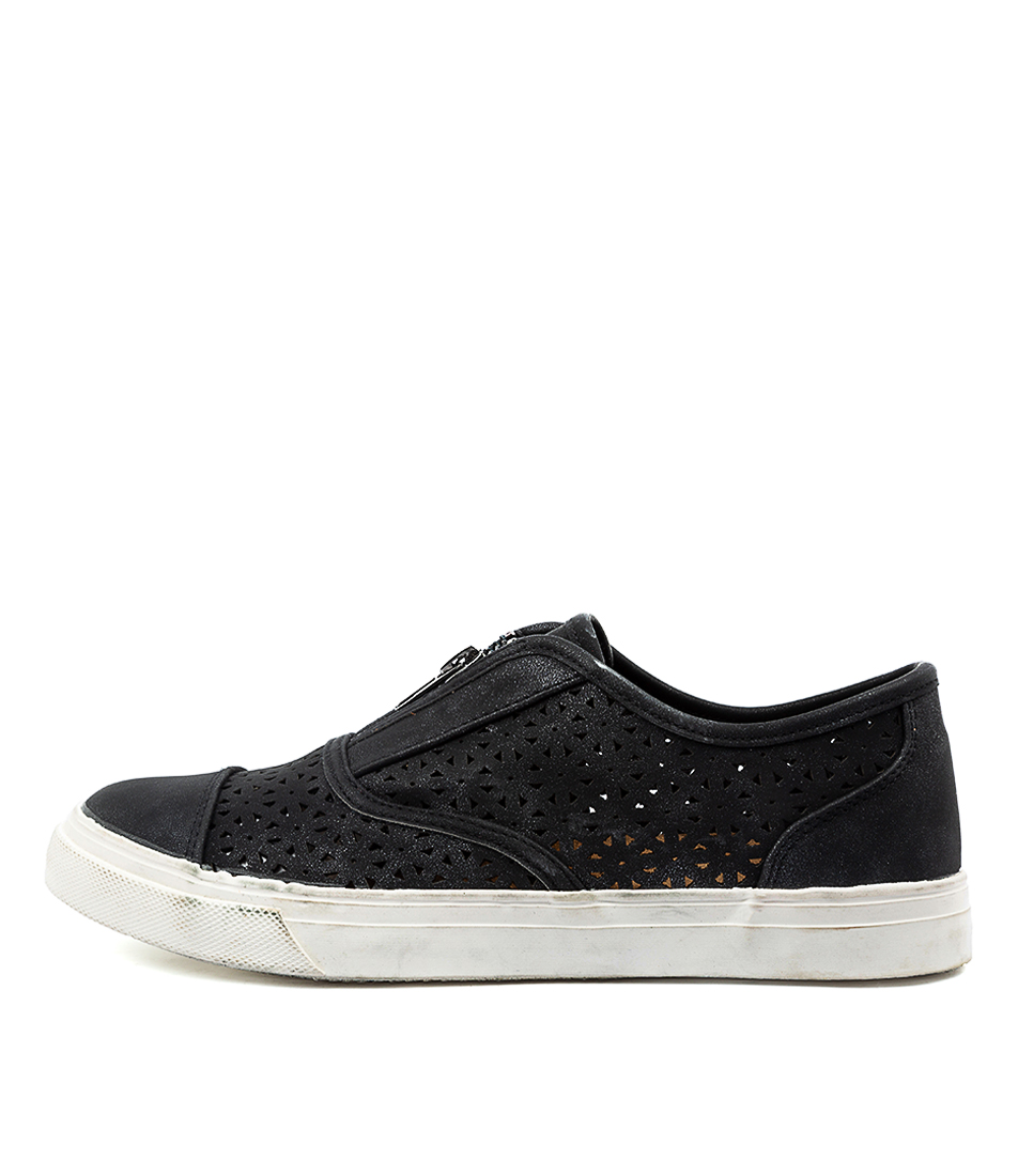 Buy Planet Daisy2 Pl Black Sneakers online with free shipping