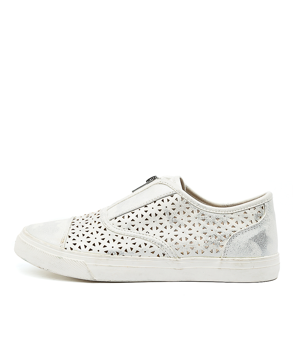 Buy Planet Daisy2 Pl WhiteSneakers online with free shipping