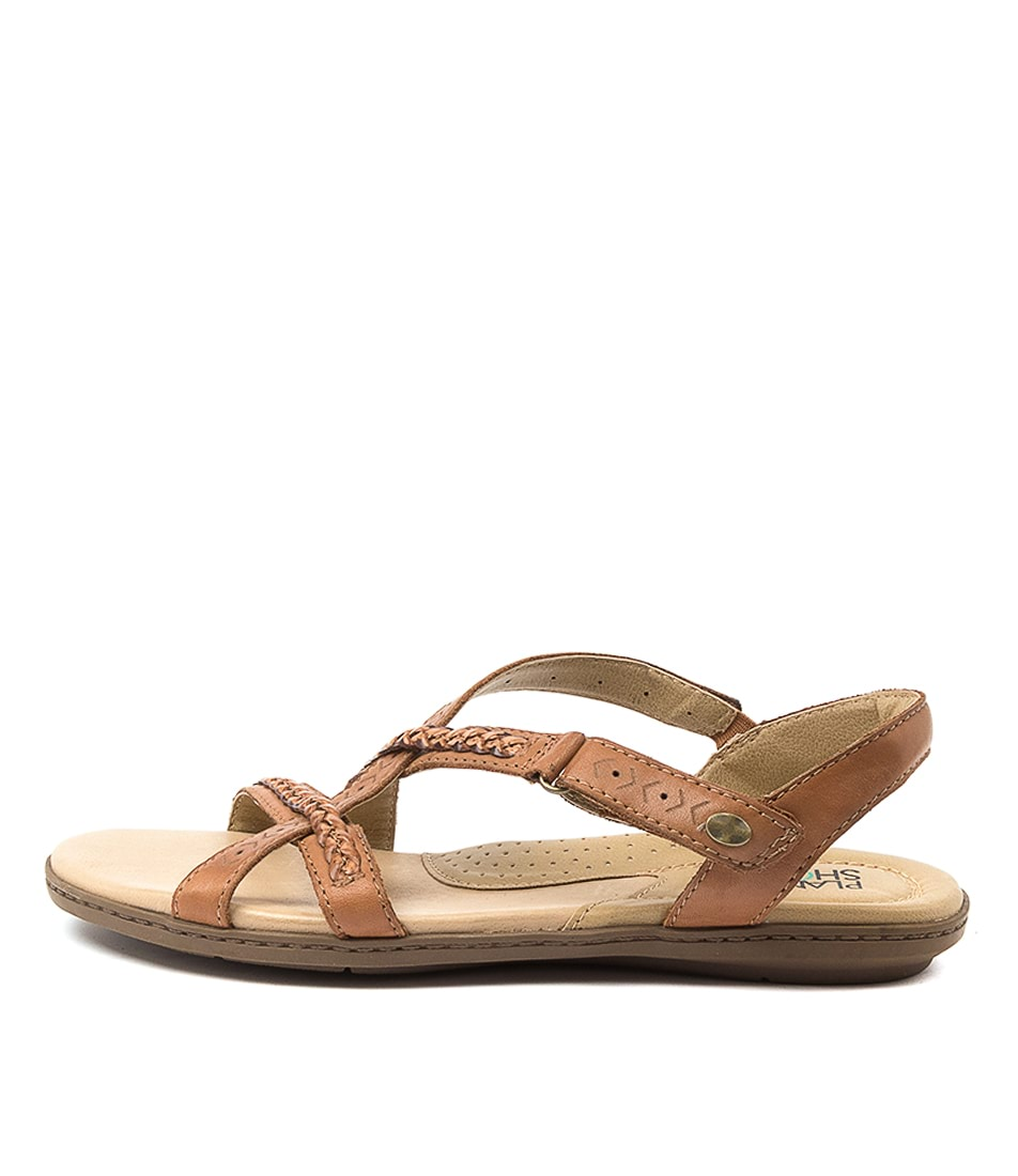 Buy Planet Cherie Pl Cream Leopard Sandals Flat Sandals online with free shipping
