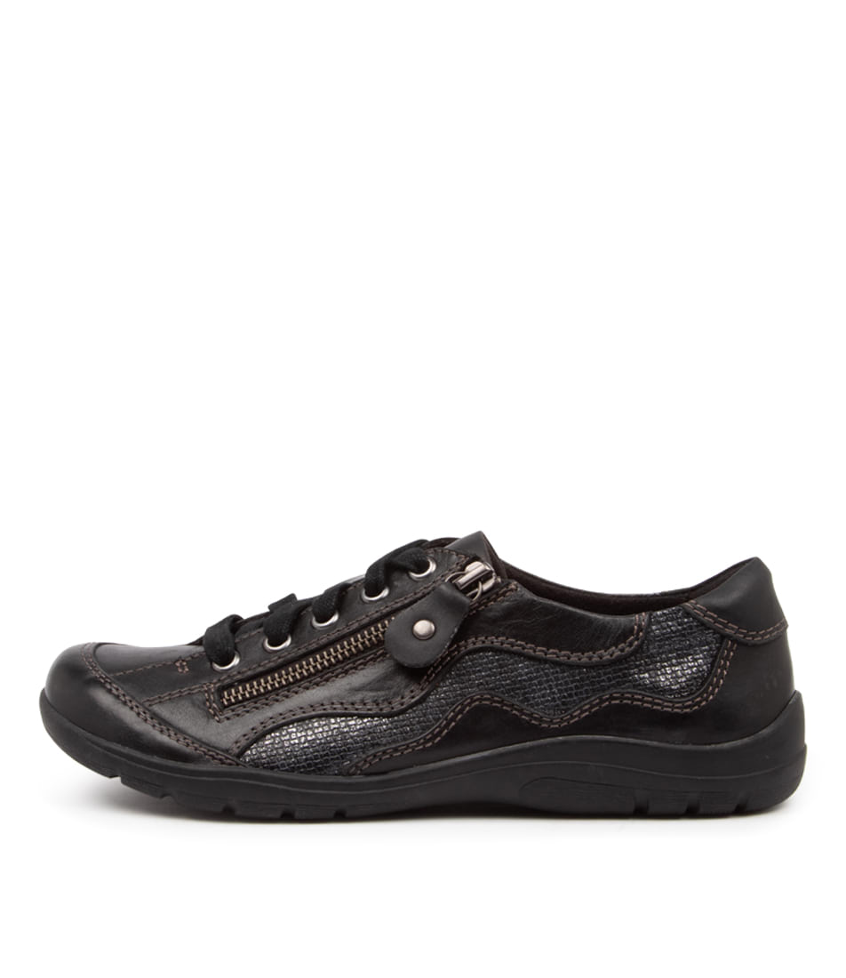 Buy Planet Cologne Pl Black Sneakers online with free shipping