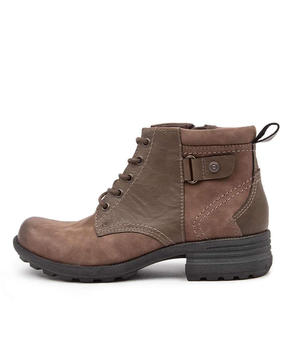 Buy Planet Padstow Pl Stone Ankle Boots online with free shipping