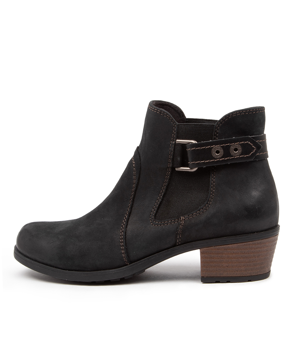Buy Planet Tipton Pl Black Ankle Boots online with free shipping