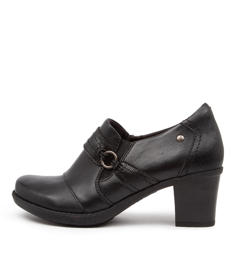 Buy Planet Kent Pl Black High Heels online with free shipping