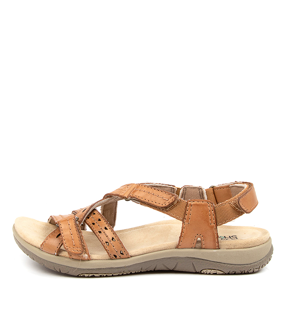 Buy Planet Bell Pl Honey Flat Sandals online with free shipping