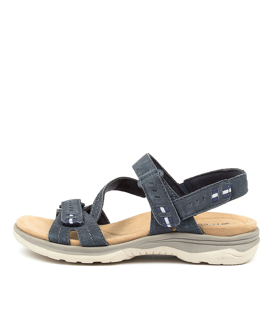 Buy Planet Birdie Ww Pl Blue Flat Sandals online with free shipping