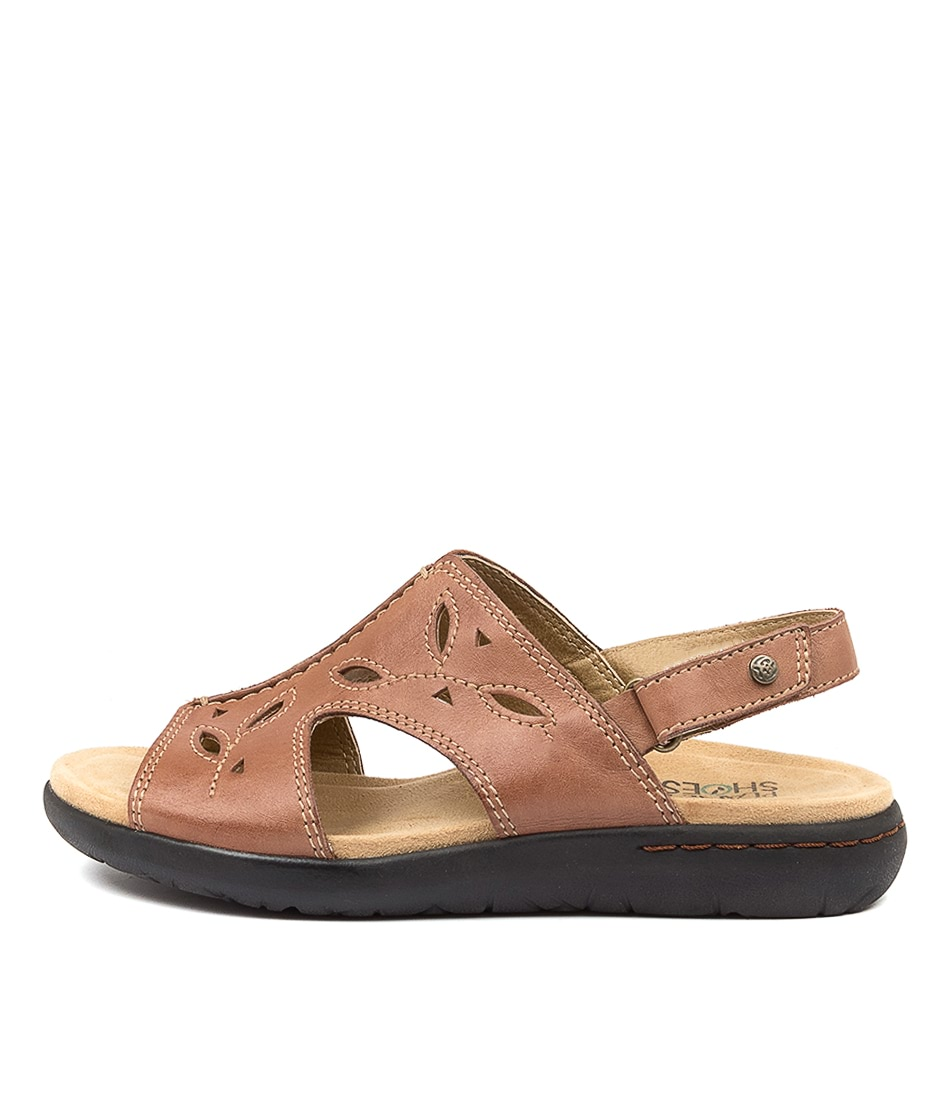 Buy Planet Mandy Pl Almond Flat Sandals online with free shipping