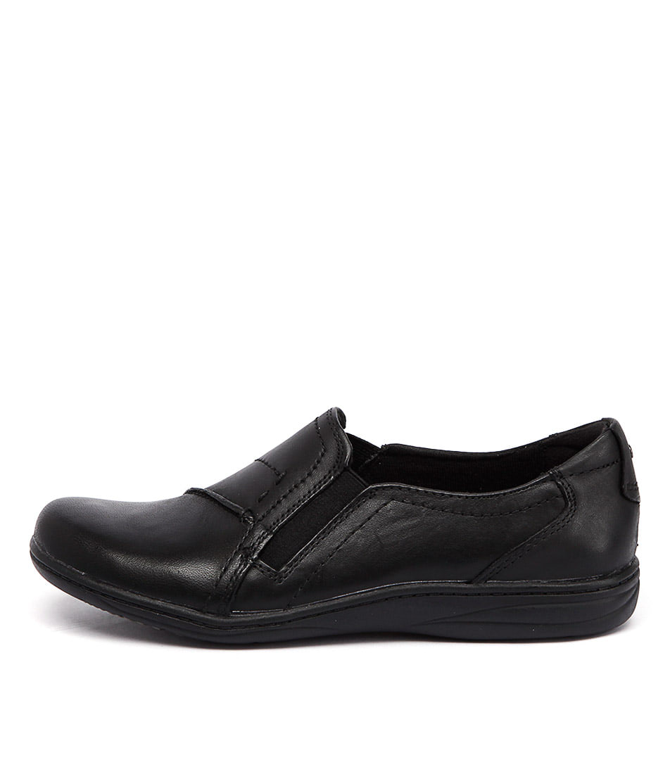 Buy Planet Jemima Black Flats online with free shipping