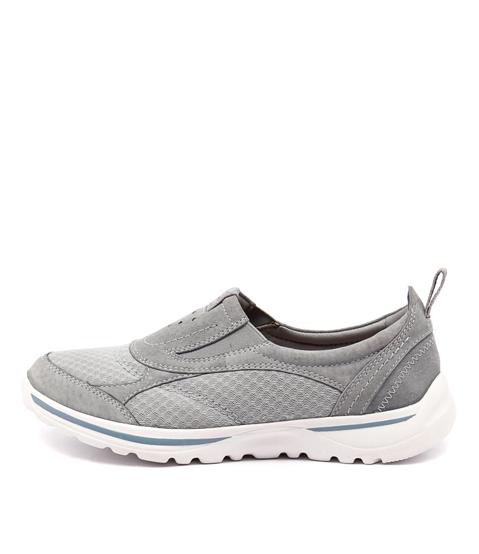 Planet Kensi 3 Grey Sneakers