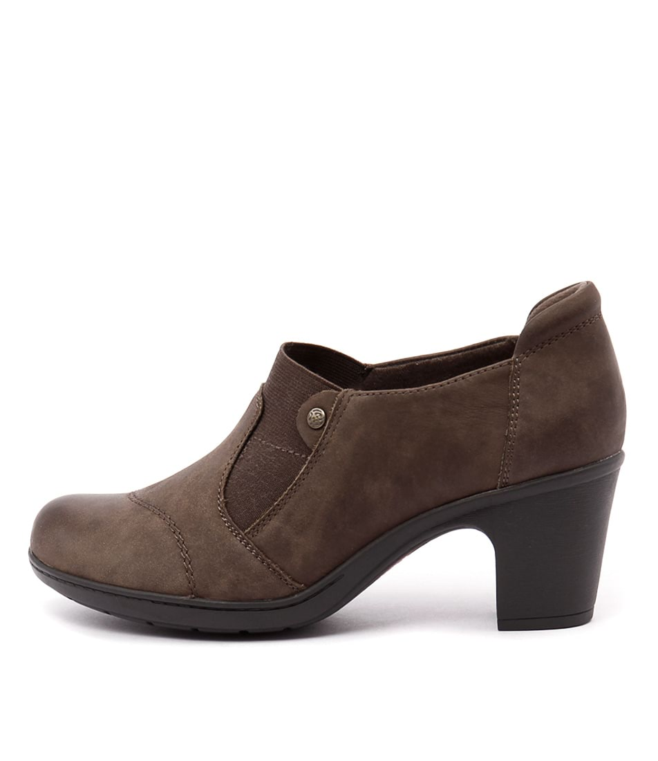 Planet Bea Stone Casual Heeled Shoes
