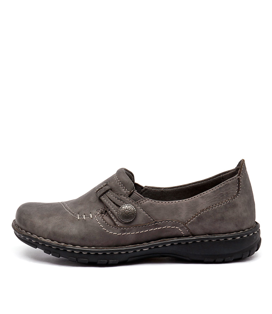 Planet Lacey Dark Grey Shoes