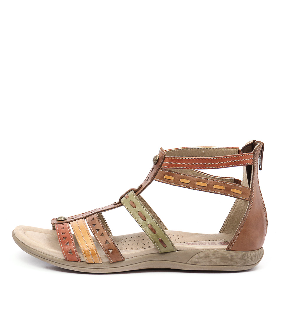 Planet Carlota Alpaca Casual Flat Sandals