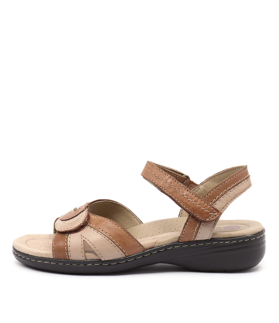Planet Ema Alpaca Casual Heeled Sandals