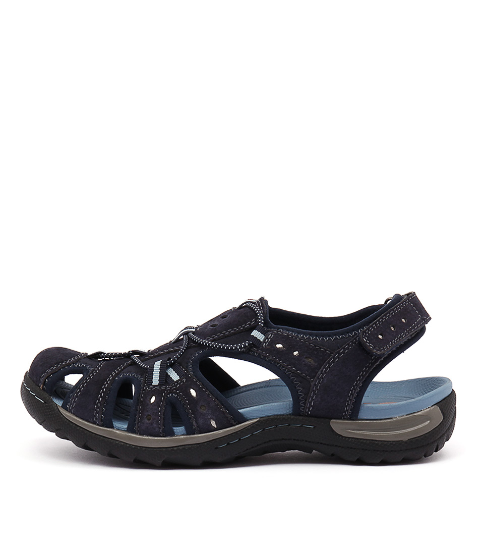 Planet Luna Pl Blue Flat Shoes